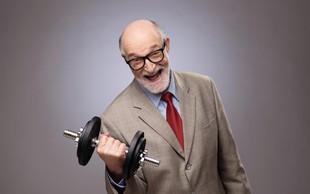Znanstveniki na sledi metodi za povrnitev mišične mase seniorjev, ki bo zaustavila staranje!