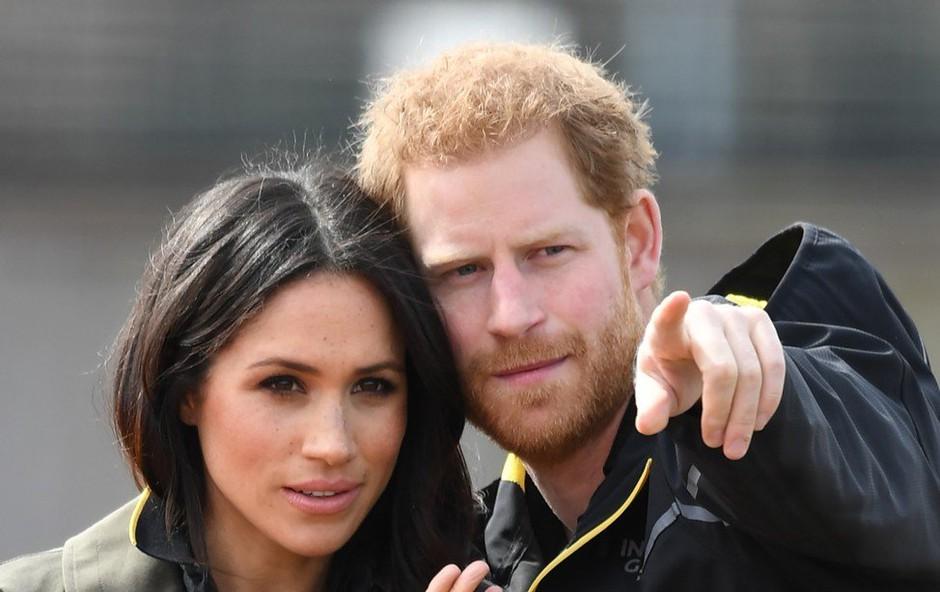 Princ Harry in Meghan bi namesto poročnih daril raje storila kaj dobrega! (foto: profimedia)
