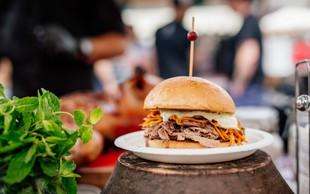 Aprila že 10. Pivo & Burger Fest