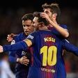 Znanost prav resno zanima, kako zelo se trese Barcelona, ko pošlje žogo v mrežo Lionel Messi