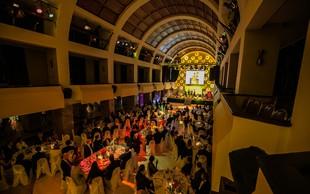 Letošnji SILA GALA ples v sodelovanju z italijanskim veleposlaništvom