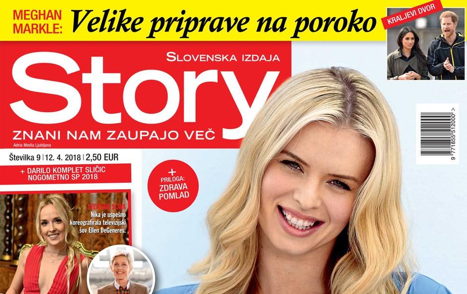 Ivica Vergan: Življenje se po 60. letu ne ustavi! Več v novi Story, ki prinaša tudi darilo! (foto: Story)