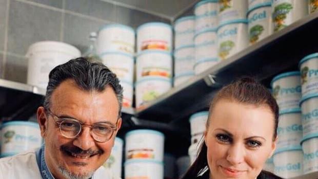 Irenca Rovanšek (Gostilna išče šefa) na novi karierni poti (foto: Čebron)