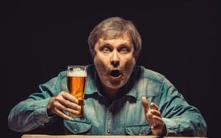 Slaba novica! Že ena pijača na dan vam lahko skrajša življenje, kaže študija!