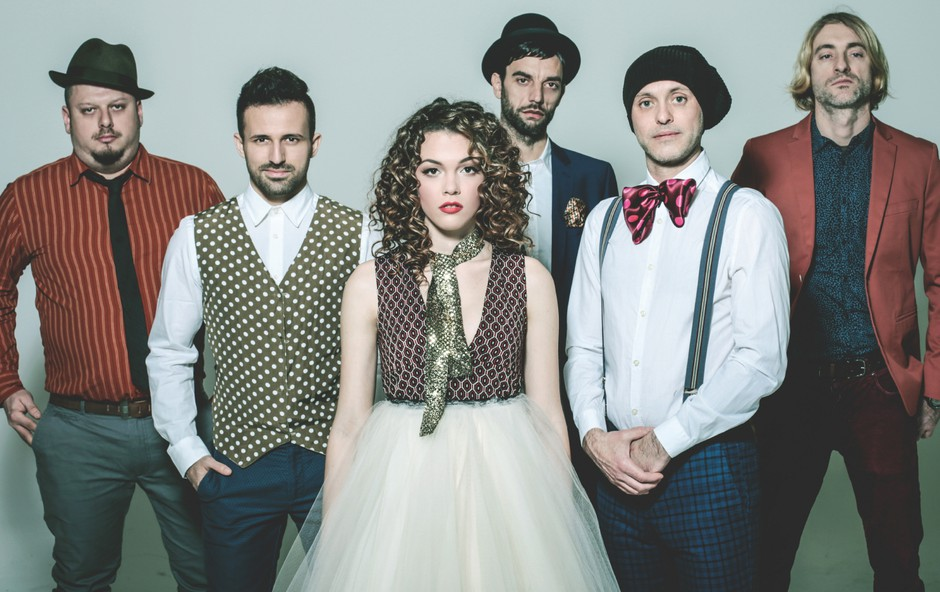 Skupina Detour - pop glasbena atrakcija (foto: Luka NIžetić)