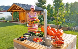 Nataša Bešter razkriva skrivnosti uspešnega vrtnarjenja!