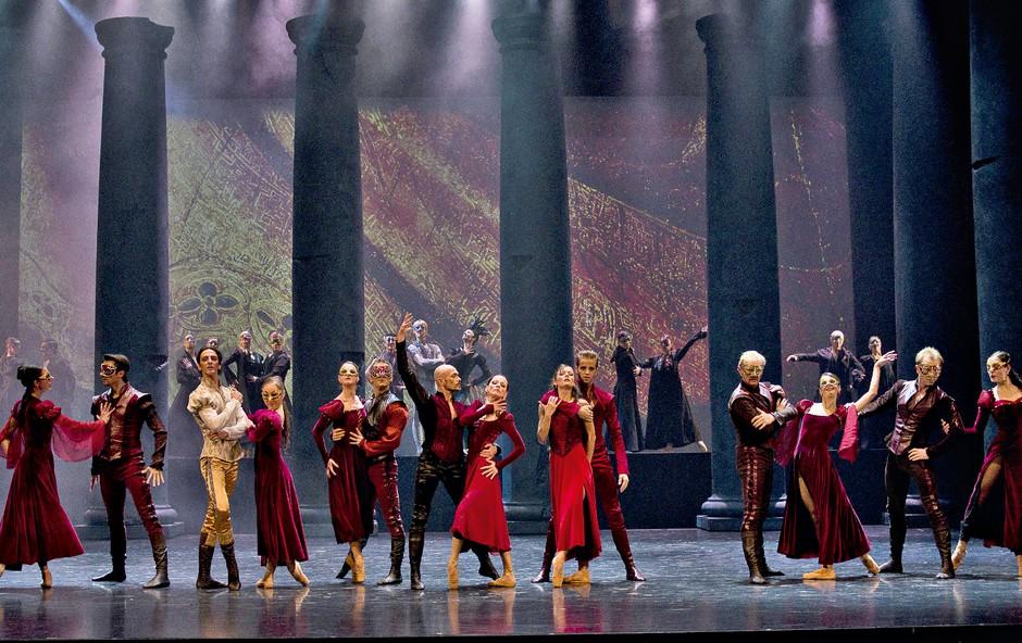 Valentina Turcu: Balet ni moja edina ljubezen (foto: Tiberiu Marta)