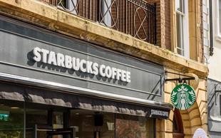 Starbucks zaradi rasizma konec maja za en dan zapira 8000 lokalov