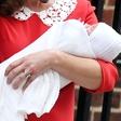 Poglejte si komaj rojenega britanskega princa!
