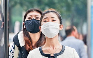 Kitajska v boj proti onesnaženju z orjaškim čistilnikom zraka