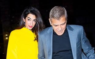 Amal je pred Clooneyjem že obupala nad ljubeznijo