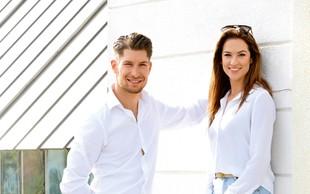 Miha Vodičar in Kristina Pangos odštevata dneve do poroke!