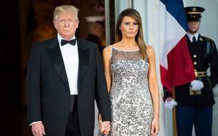 Donald Trump ni našel časa, da bi Melanii Trump kupil darilo za rojstni dan
