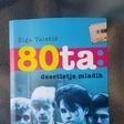 80ta: desetletje mladih - knjiga o zgodovini slovenske pop-rock glasbe