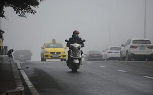 Onesnažen zrak vsako leto zahteva sedem milijonov žrtev