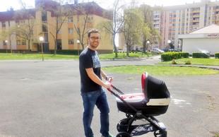 Luigi Petrella (Gostilna išče šefa) je postal očka!