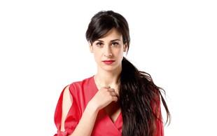 Takšna lepotica je Lara Komar brez ličil