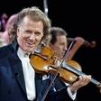 Violinist Andre Rieu je ljubeč mož in dedek