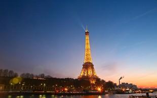 Za pariške brezdomce se bo pozimi našel prostor v mestni hiši