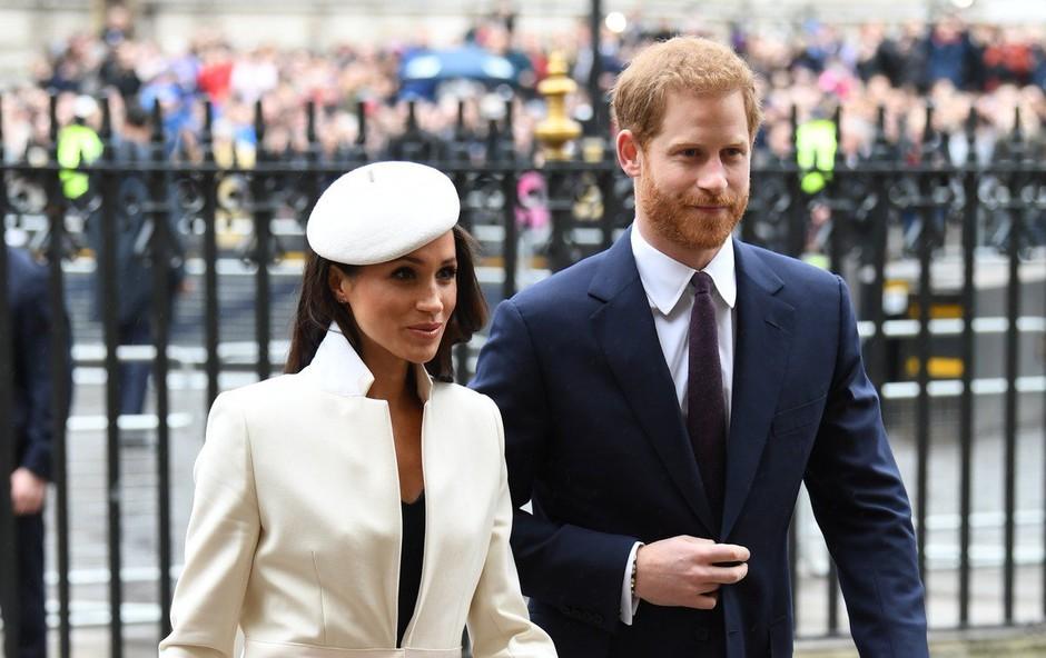 Zdaj je znano, kdo bo Meghan Markle naredil poročno obleko in kakšna bo njena cena (foto: Profimedia)