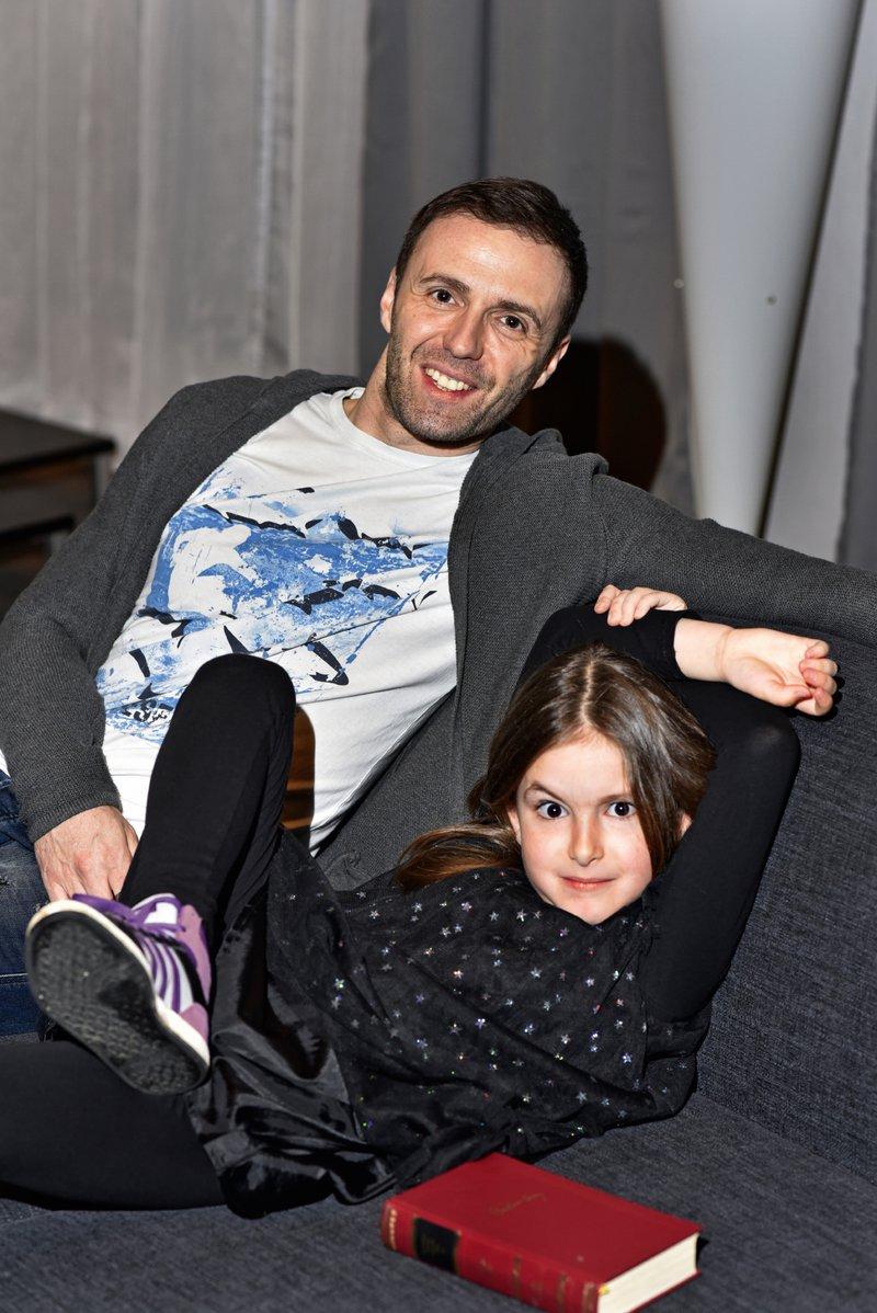 Ranko Babič: Sem aktiven očka