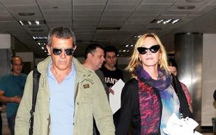 Antonio Banderas bo Melanie ljubil do konca življenja