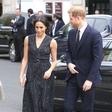 Princ Harry in Meghan Markle močno presenetila z izborom pesmi za prvi ples
