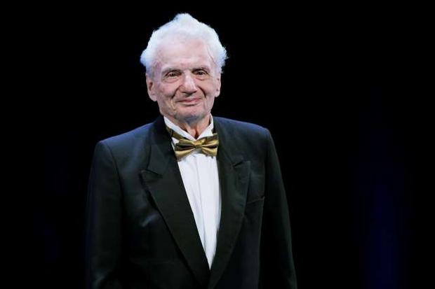 V 93. letu starosti umrl oče Zvitorepca Miki Muster (foto: Danijel Novakovič/STA)