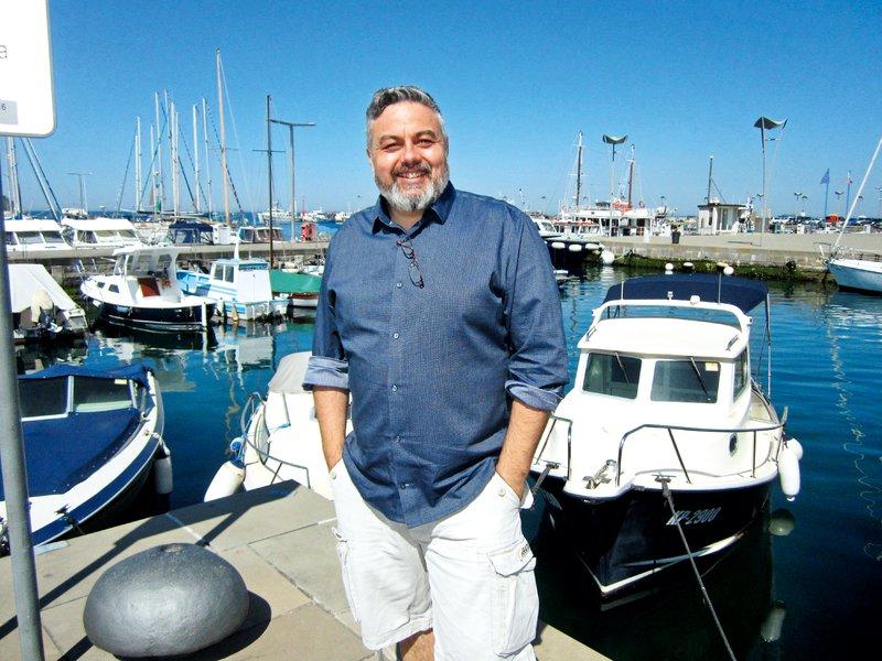 Karim Merdjadi: Uživa v svojem  masterchefovskem  življenju