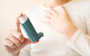 Astma - v razvitejših okoljih narašča