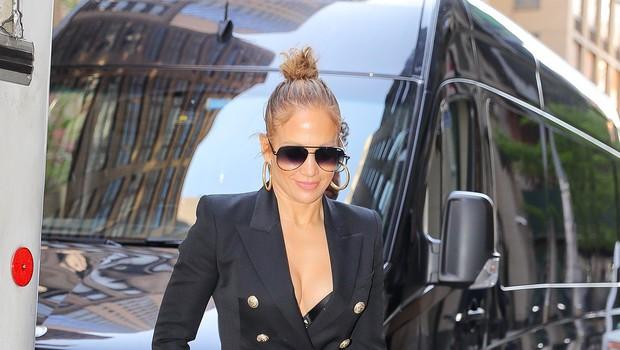 Modni kritiki razočarani nad Jennifer Lopez (foto: Profimedia)