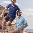 2Cellos sta v novi kampanji za s.Oliver zamenjala oder s plažo