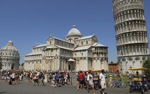 Znanstveniki so končno ugotovili, zakaj se stolp v Pisi ob potresu ne zruši