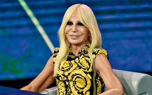 Donatella Versace je bila bratova muza