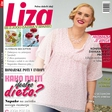 Izšla je nova Liza, ki prinaša darilo - vrečke za gospodinjstvo Piskar!