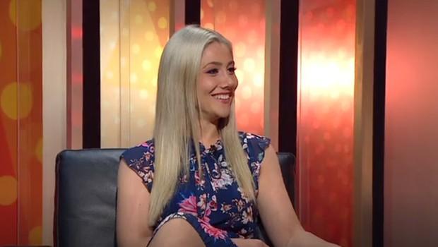 """Jasna Kuljaj: """"Indira Ekić ima malo močne noge."""" (foto: Planet TV)"""