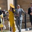 Amal Clooney je bila verjetno najlepša gostja kraljeve poroke
