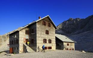 Po zdrsu planinke pri sestopu s Kredarice opozorila na večjo previdnost v gorah