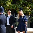 Bivše dekle princa Harryja na kraljevi poroki pokazala žalosten in zamišljen obraz
