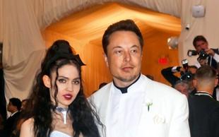 Elon Musk je zaljubljen v 16 let mlajšo!