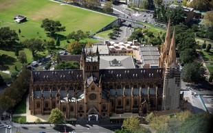 Avstralski nadškof kriv za prikrivanje spolnih zlorab