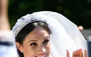 Meghan Markle bo morala na zahtevo kraljice Elizabete opraviti tečaj kraljevih pravil
