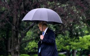 Američani niso videli Melanie Trump že več kot dva tedna