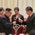 Nenapovedano srečanje voditeljev Južne in Severne Koreje