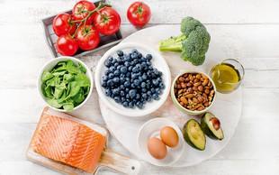 Hrana za možgane, ki pride prav v obdobju izpitov