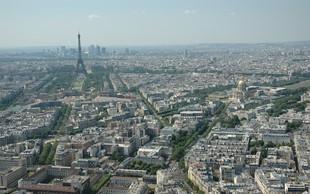 V pariški bolnišnici izbruhnil požar, ki je terjal eno smrtno žrtev