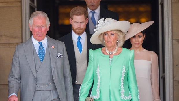 Meghan Markle poskrbela, da se princ Harry in princ Charles bolje razumeta (foto: Profimedia)
