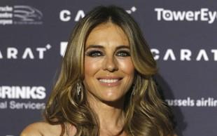 Elizabeth Hurley priznala, da si je nekoliko pomagala z botoksom