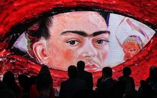 Google soustvaril največjo digitalno zbirko mehiške umetnice Fride Kahlo