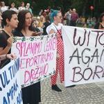 Fotogalerija Ljubljane, ki je šla s srci nad politiko sovraštva (foto: Goran Antley)
